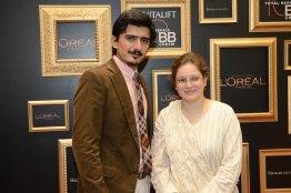 Moazzam Ali Khan and Aaminah Saeed