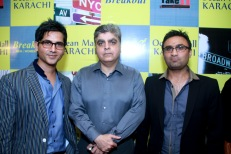 faisal with haroon agar and aman