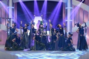 Dance Performance featuring Mehwish Hayat (9)