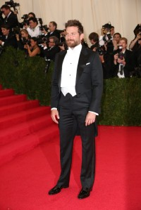 Bradley Cooper in Tom Ford.