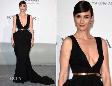 Paz-Vega-In-Fitriani-Couture-amfAR-Cinema-Against-Aids-Gala