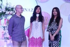 Ather Hafeez, Rubya Chaudhry & Sana Hafeez