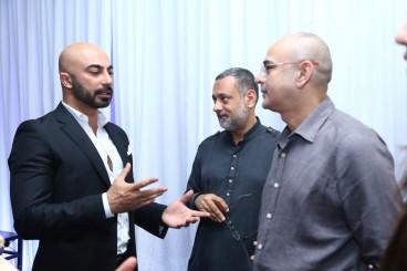 HSY, Amir Adnan & Ather Hafeez