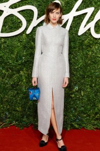 23-alexa-chung-british-fashion-awards-vogue-1dec14-pa_b_592x888 emilia wickstead with paul chew akeout container statement Charlotte Olympia clutch