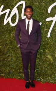 Tinie-Tempah paul smith and jimmy choos
