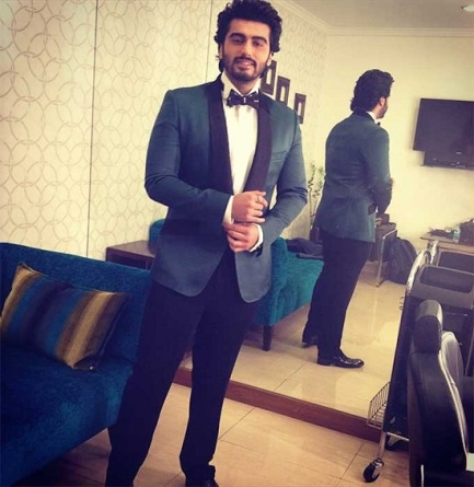 arjun-kapoor-at-filmfare-awards-2015