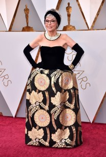 The OG rockstar refurbished her vintage dress proving good style is timeless