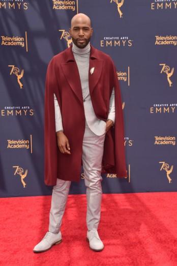 Karamo+Brown+2018+Creative+Arts+Emmy+Awards+ec3yxPibWknl